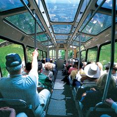 Amazinf Incline Railway I want to take the kids on in Chatanooga TN. Incline panoramic view