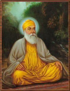 Guru Nanak Dev Ji- The Founder Of Sikhism - Guru Nanak Jayanti (Birthday) - 6 November 2014 Guru Nanak Ji, Nanak Dev Ji, Sahaja Yoga, Founder Of Sikhism, All God Images, Hd Images, Guru Nanak Teachings, Guru Nanak Wallpaper, I Miss You Wallpaper