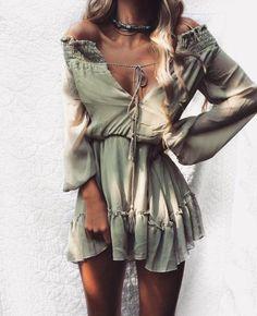 Briony Off The Shoulder Dress