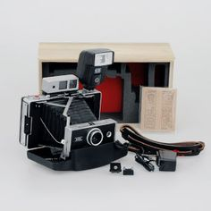 limited edition polaroid land camera