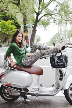 I do enjoy a good vespa every now and again.