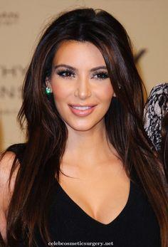 Kim Kardashian Plastic Surgery – Celeb Cosmetic Surgery
