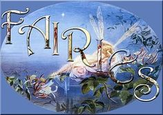 Fairy, Text, Fantasy, Blue, Name