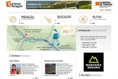 Senderos de Aragón, excursiones y rutas para gps http://blgs.co/7dkW7A