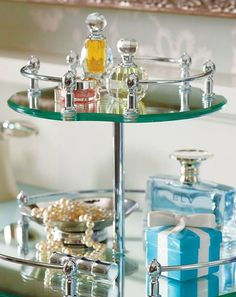 Create An Experience Reminiscent Of Five Star Accommodations In Your Master  Bath With The Belmont Lazy Susan Vanity Tray That Offers Elegant Storage  And ...