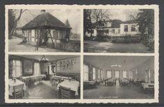 Karte Königsberg Forsthaus Moditten Kantstätte  siehe Text !