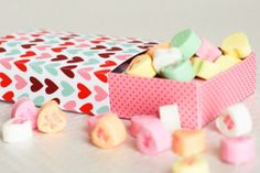 Free Printable: Valentine's Matchbox