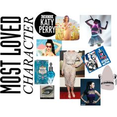 Katy Perry is Bringing it Home by unicornslifeever on Polyvore featuring Chanel, walktrendy and tvstylestar