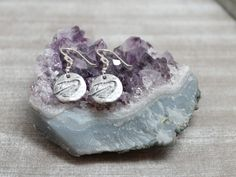 Soutwestern Boho Feather Ørepynt in sølv Earrings in sterling silver