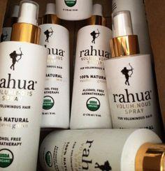 Rahua, la crème de la crème pour vos cheveux. #rahua