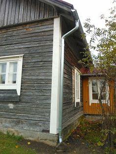 Rännit Suomen kattotarvike