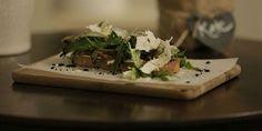 Kate's Bruschetta Alla Contadina Recipe - LifeStyle FOOD Come Dine With Me Australia