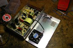Modifying a Chinese power supply to provide a variable voltage Switched Mode Power Supply, Audio Amplifier, Variables, Turntable, Circuit, Beautiful Places, Chinese, Electronics, Diving Regulator