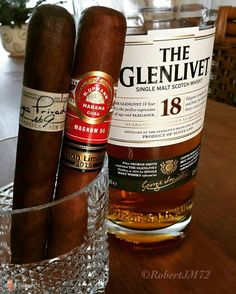 H.Upmann and also Liga Privada cigars