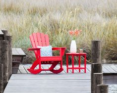 POLY-WOOD, Inc. Introduces Palm Coast Collection In Traditional and Vibrant Color Options For Summer Markets http://durabledecor.blogspot.com/2014/07/poly-wood-inc-introduces-palm-coast.html