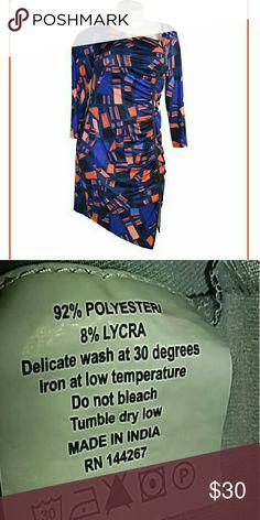 Final Price      Multicolor Dress Body fit dress Dresses
