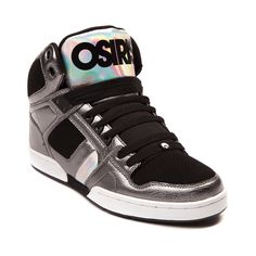 ee69951786 Grey black and white osiris s Osiris Shoes