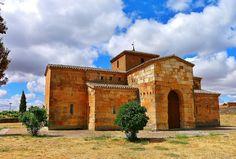 San Pedro de la Nave (Zamora) by mayjes, via Flickr