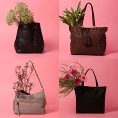 Our New Season Handbags Are Bloomin Marvellous Leatherhandbag Handbag Bags