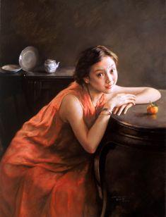 """Season of the Red Orange,"" Zhao Kailin."