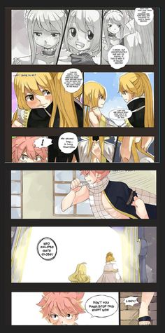 nalu foto - anna lucy y natsu - Wattpad End Fairy Tail, Fairy Tail Funny, Fairy Tail Family, Fairy Tail Natsu And Lucy, Fairy Tail Art, Fairy Tail Love, Fairy Tail Guild, Fairy Tail Couples, Fairy Tail Ships