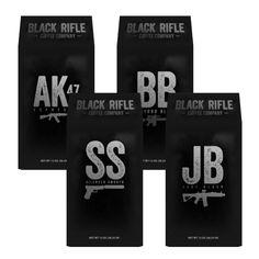 Complete Mission Fuel Kit - Black Rifle Coffee Company