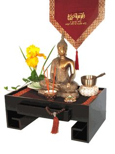 Small buddhist Altar