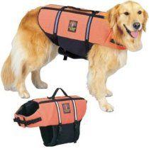 Large Pet Saver Life Jacket - Part #: OH00592