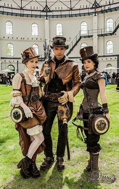 "steampunkages:  ""Steampunk #coupon co  """