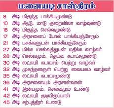 Image Result For Manaiyadi Shastra In Tamil Language Tamil Language Language Free Online Tv Channels