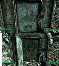 fallout 3 hates you