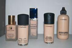 Maquillaje Thulipan's | Bases de Maquillaje