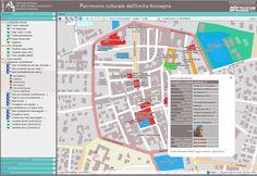 Sono detti WebGIS i sistemi informativi geografici (GIS) pubblicati su web. Il WebGIS costituisce un prezioso strumento per la tutela e per la salvaguardia del patrimonio culturale, soprattutto in situazioni di rischio e di emergenza. - http://www.patrimonioculturale-er.it/webgis/