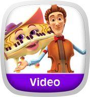 LeapFrog App Center: The Tuneables I Love Music! Video