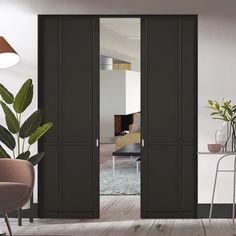 Double Pocket Door, Pocket Door Frame, Sliding Pocket Doors, The Doors, Panel Doors, Door Fittings, Doors Online, The Face, Flush Doors