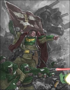 40k Imperial Guards