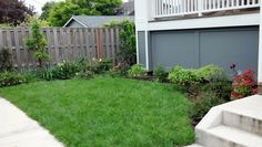 2 Sellwood family's new curb appeal