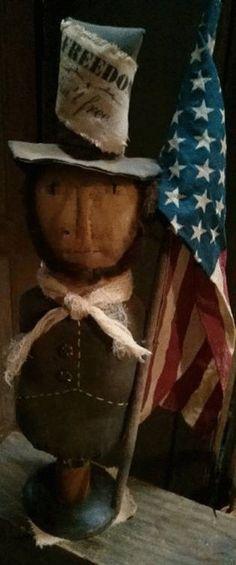 Primitive Abe President