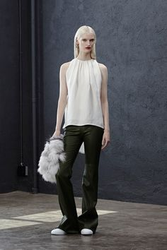 Hellessy Spring 2015 Ready-to-Wear Collection Slideshow on Style.com
