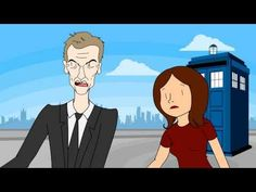 "Peter Capaldi as the Doctor (Warning: Language) ----- oh my gosh, I'm effing crying! XD -- ""Best Doctor ever!"""
