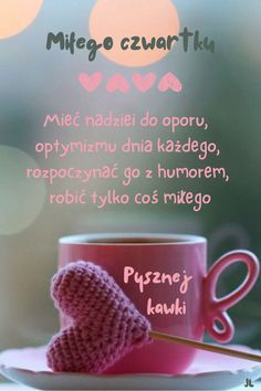 Mugs, Tableware, Pictures, Disney, Places, Polish Sayings, Good Morning, Photos, Dinnerware
