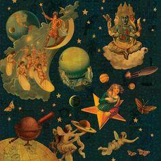 Universal Music Group Smashing Pumpkins - Mellon Collie And The Infinite Sadness 4LP