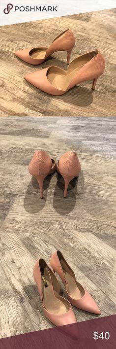 Louise et Cie- Pink Pointed heels Pink Heels Louise et Cie Shoes Heels