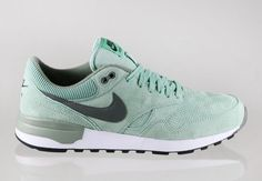 Nike Paints Three Retro Runners With Enamel Green