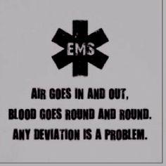For EMT I and Paramedics