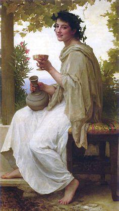 William-Adolphe Bouguereau (1825-1905) - Bacchante (1894) - William-Adolphe Bouguereau - Wikipedia, the free encyclopedia