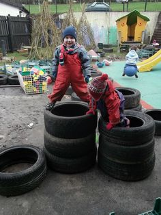 Learning for Life: Outdoor Play Link-Up - Risky Business