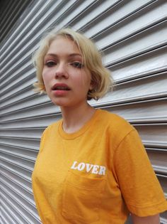 tavi gevinson yellow t-shirt bruce springsteen - Google Search
