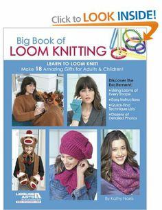Big Book of Loom Knitting: Amazon.co.uk: Kathy Norris: Books
