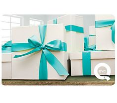 $25 QVC Gift Card- The perfect gift for me is a qvc gift card!